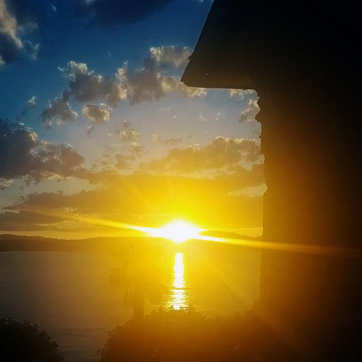 Laku noć Sunce